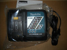 Makita DC18RC Rapid Fast Lithium-Ion Battery Charger NEW for BL1830 18V DC18RA