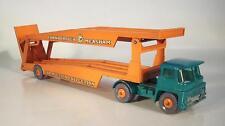 Matchbox Kingsize K-8b Guy Warrior Car Transporter Farnborough Measham 1 #6115