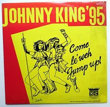 "JOHNNY KING Come Le Weh Jum Up 12"" SEALED Reggae Soca"