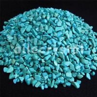1/2lb Beautiful Tumbled Blue Turquoise Crystal Bulk Polished Stone Reiki Healing