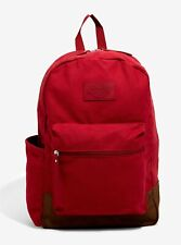 DICKIES CLASSIC CANVAS SCARLETT BACKPACK