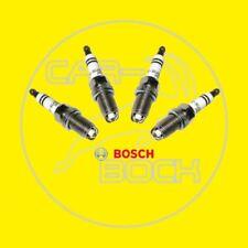 4 x Zündkerzen BOSCH 1.0 1.4 1.6 1.8 2.0 AUDI A3 A4 Polo Lupo VW Golf III + IV