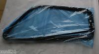 AUTOBIANCH A112 ABARTH GUARNIZIONI RASCHIACQUA VETRO BLACK WINDOWS GLASS TRIMS