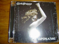 Goldfrapp - Supernature SACD   DVD  limited edition 5.1 surround sound CD