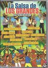 dvd la salsa de los grandes TRIBUTO en vivo QUITATE TU fuego en el 23 FARISEOS