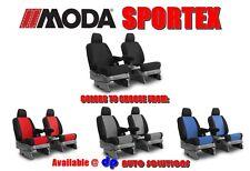DODGE RAM 1500 COVERKING MODA SPORTEX CUSTOM FIT SEAT COVERS FRONT ROW