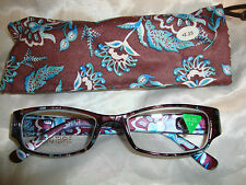 Reading Glasses - Hawaiian Tropic -  Brown and Blue 2.25 (0/)