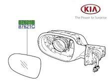 ORIGINALE Kia Sorento 2015-2016 MIRROR GLASS-LH 87611c5020