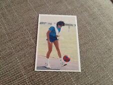 Gabriela Sabatini tenis una cuestión de tarjeta de juego de deporte 1992 Argentina