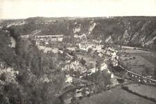 SARTHE. Les Alpes Mancelles. Saint- Léonard- des- bois 1900 old antique print