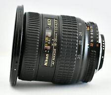 Nikon Zoom Grand Angle 18-35 ED mm 3.5 4.5