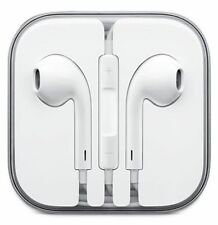 NEW Earphone EarPod for Apple iPhone 6 /6 Plus /5 /5 Headphone With Mic UK Sell