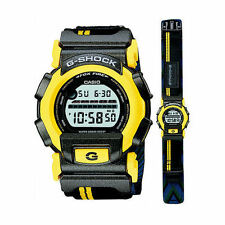 NEW Casio G-Shock Ethno G Series 1997 FOXFIRE NEXAX DW003E9CT Black Yellow Watch
