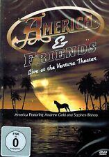 DVD NEU/OVP - America & Friends - Live At The Ventura Theater
