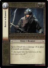 Lord of the Rings LOTR TCG -Siege of Gondor 8R2 Battle in Earnest Foil Card