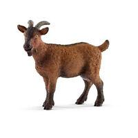 Schleich – Goat * Farm Animal Toy Figure NEW model # 13828