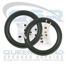 """12"""" Foam Surround Repair Kit to suit Etone Speakers 242 (FS 270-230)"""