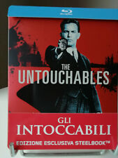 steelbook       THE UNTOUCHABLES      de palma/costner/sean connery