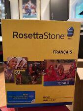 rosetta stone french Levels 1-3