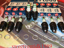 'NOS'  AC - R45S Spark Plugs...GTO, LeMans, Firebird, Tempest, 442 + Chevy's...