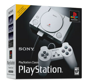 Sony PlayStation Classic Console PS1 Mini 20 Pre Installed Classic Games
