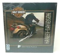 FX Schmid Harley-Davidson (500 Piece) Puzzle H-D Live to Ride FACTORY SEALED