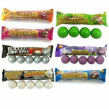 Zed Candy Jawbreaker Sweets Retro Gobstopper Bubblegum Mixed Flavours Gumballs