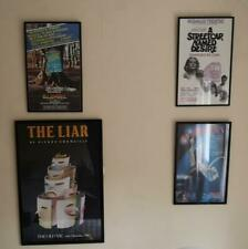 More details for 4 vintage theatre posters