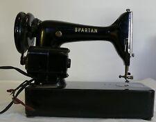 SINGER SPARTAN SEWING MACHINE WORKING