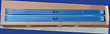 1963-1964-1965 BUICK RIVIERA DOOR SILL PLATES-NEW-TRIM PARTS-USA MADE