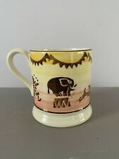 More details for vintage emma bridgewater circus mug - rare sample?