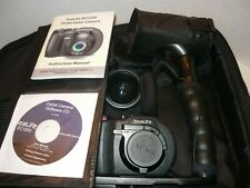 New listing SEALIFE DC1200 FLASH SL970 24MM WIDE ANGLE LENS,CASE,SOFTWARE,MANUAL,CAMERA