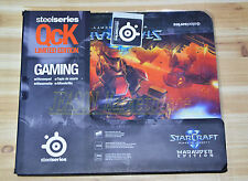 Original Steelseries professional game mouse mat black 320 * 270 mm