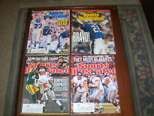 (4) Sports Illustrated NEW YORK GIANTS 3 SUPER BOWL Victories 1986,1990,2011 A1