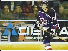Vaclav Meidl Signed Plymouth Whalers Top Prospects Game 5x7 Photo