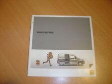 CATALOGUE Renault Kangoo Express de 2007