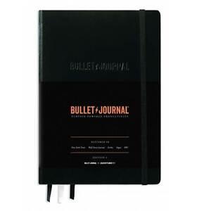 Leuchtturm 1917 Bullet Journal Notizbuch A5 dotted schwarz