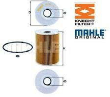 Oil Filter Mercedes-Benz (OM642 ENGINE) MAHLE/KNECHT OX380D OE A6421800009