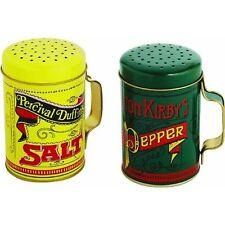 NORPRO 713 Nostalgic Salt and Pepper Shaker Set