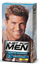 JUST for MEN Shampoo Colorante BIONDO SCURO NATURALE