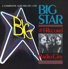 #1 Record/Radio City Big Star alex chilton cd rare htf oopbig starr