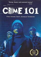 Crime 101 - Adventure / Comedy / Thriller - DVD