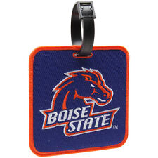 NEW! Boise State Broncos Golf Bag Tag Embroidered Luggage Tag