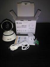M Way BB-MI Mini IP Camera 720 Hd Two Way Audio