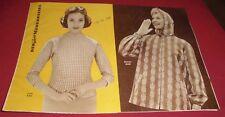 versandhaus katalog mode heft der kleine modekreisel wündisch augsburg   1958