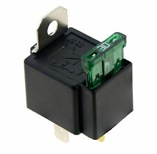 Con fusibile ON / OFF AUTO Con fusibile relay 12V 30A 4-pin normalmente aperto AUTO BICI