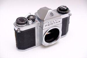 ASAHI PENTAX SV Vintage 35mm SLR Film Camera Body, Working & Very Good Condition