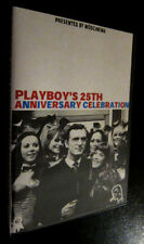 PLAYBOY'S 25TH ANNIVERSARY CELEBRATION DVD (TV 1979) Hugh Hefner Chevy Chase