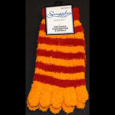 "New - Snugadoo Too ""Super Soft"" Toe Socks - Women's Size 4-6 - Polyester"