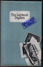 Leyland Papers - 1968 merger of Leyland & British Motor Holdings to form BL